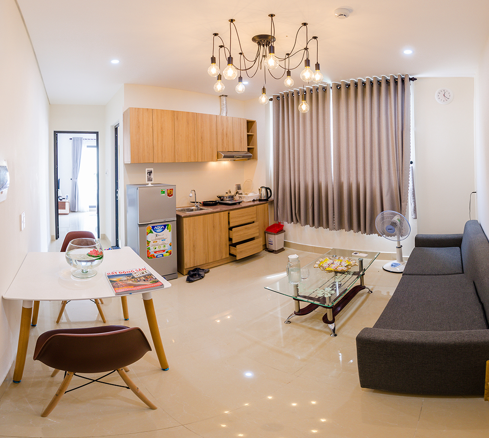 Trang Tien apartment in Danang city center
